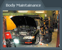 Body Maintainance